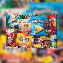 Golosinas y chucherías: dulces y peligrosas