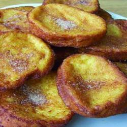 Las torrijas, dulce tradicional de la Semana Santa