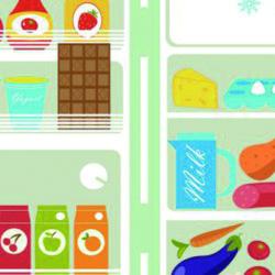 Cómo lograr que los alimentos duren más en la nevera
