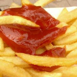 El ketchup no es más sano que el tomate