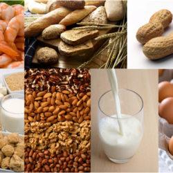 Los alérgenos en el nuevo etiquetado alimentario