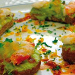 Pinchos,  bocados de gastronomía... ¿bocados saludables?