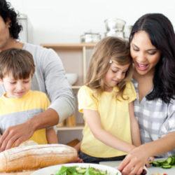 Los 10 malos hábitos en la nutrición familiar