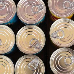 Los alimentos enlatados, seguros y saludables