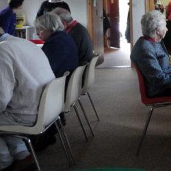 Trastornos de alimentación en adultos mayores