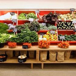 Colores de frutas y verduras: nutrirse con los ojos