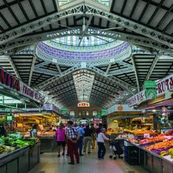 El valor nutricional de los mercados de abastos