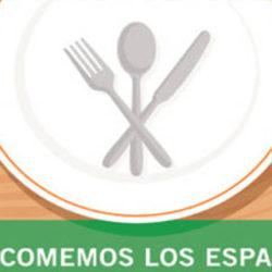 Los españoles comen hiperconectados, rápido y solos