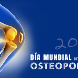 """Día Mundial de la Osteoporosis: """"Ama tus huesos: Protege tu futuro"""""""