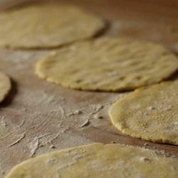 El talo, el pan de los caseríos vascos