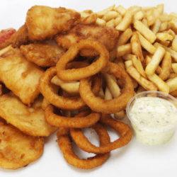 El consumo de grasa no debe superar el 30 o el 35% de las calorías consumidas