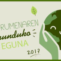 """Ingurumenaren Munduko Eguna: """"Jendea eta natura, harremanetan"""""""