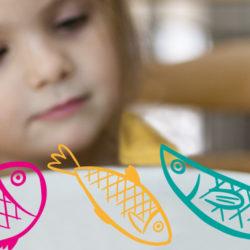 La importancia del pescado en la alimentación infantil