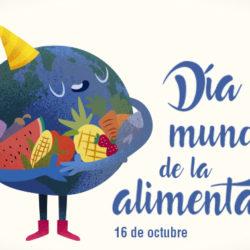 """Día Mundial de la Alimentación: """"Cambiar el futuro de la migración. Invertir en seguridad alimentaria y desarrollo rural"""""""