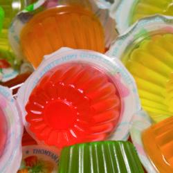 La gelatina, una dulce opción para hidratarse