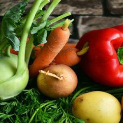 Verduras y hortalizas cada día: beneficios y consejos