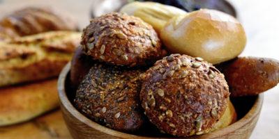 pan integral y pan blanco