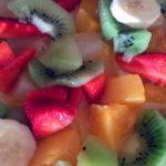 frutas dulces