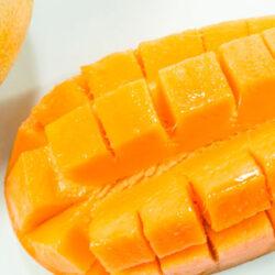El mango, fruta tropical por excelencia