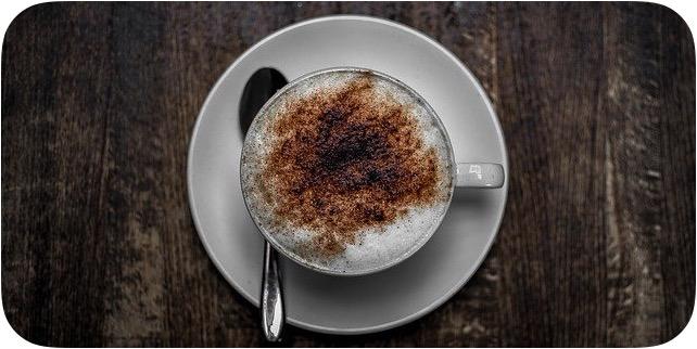 kafea esne irabiatuarekin